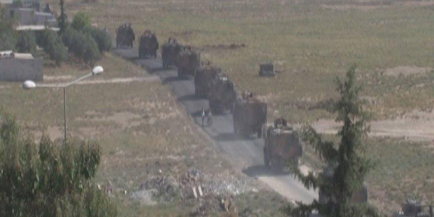 Mehmetçik, Tel Abyad sınırında