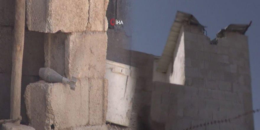 Şanlıurfa'da 6 ayrı noktaya roket düştü