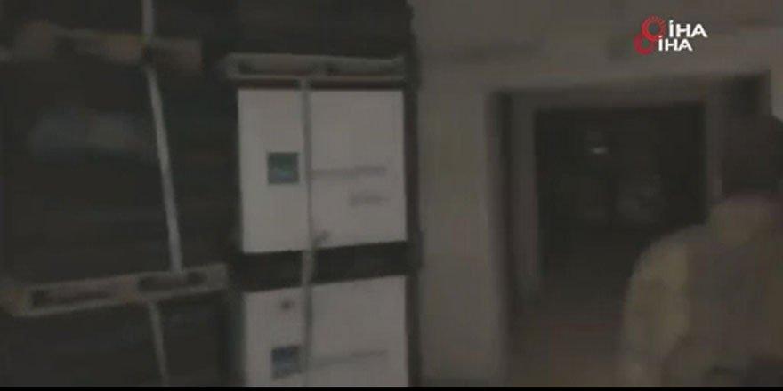 Resülayn'da gizli tünel ve mühimmat deposu bulundu