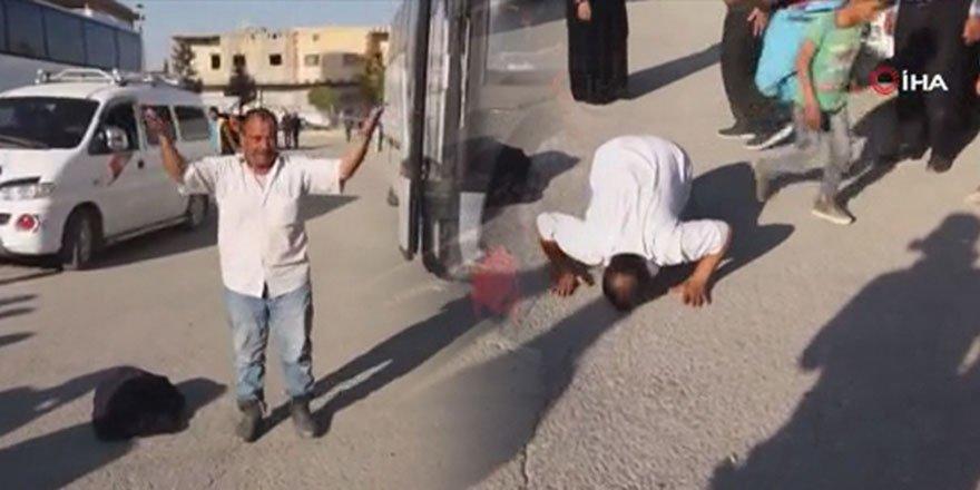 MSB: 70 aile daha Tel Abyad'a geri döndü