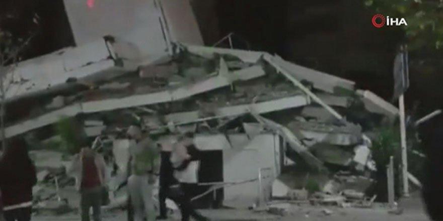 Arnavutluk'ta peş peşe deprem meydana geldi