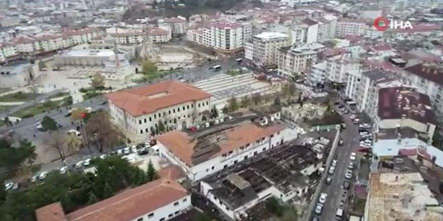 Sivas Ordu Evi yıkılıyor