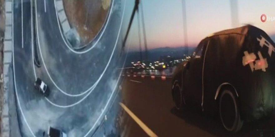 İşte yerli otomobilden ilk video!