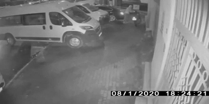 'Pes' dedirten hırsızlık