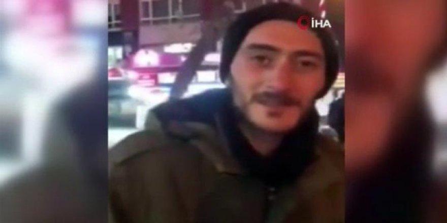 Ankara'da sokakta kalan gence Valilik sahip çıktı