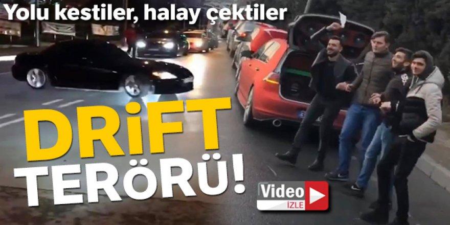 'Drift' terörü
