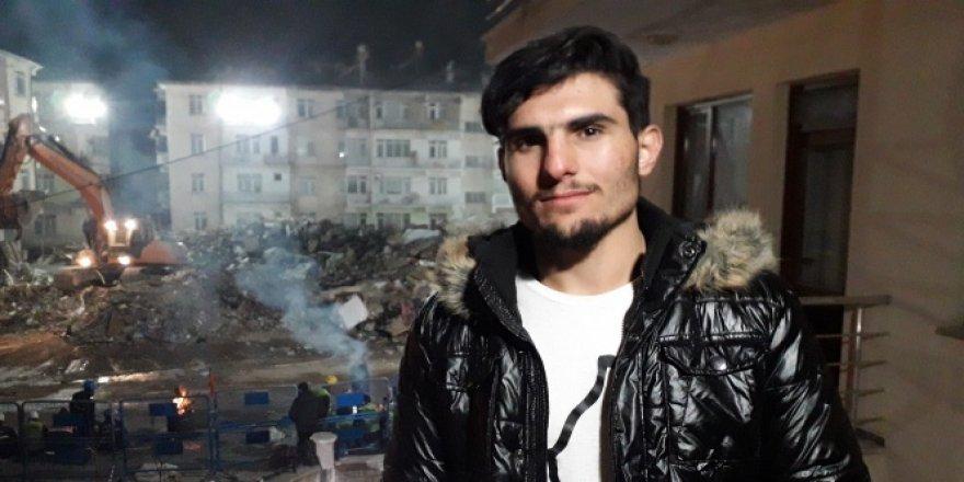 Suriyeli Mahmut duygularını anlattı