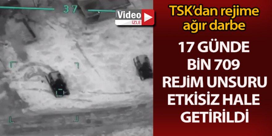 TSK'dan rejime ağır darbe
