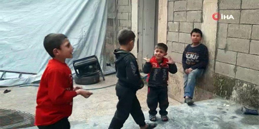 Esad rejimi saldırılarında yaşam mücadelesi!