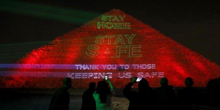 Mısır Piramitlerinden dünyaya mesaj var!