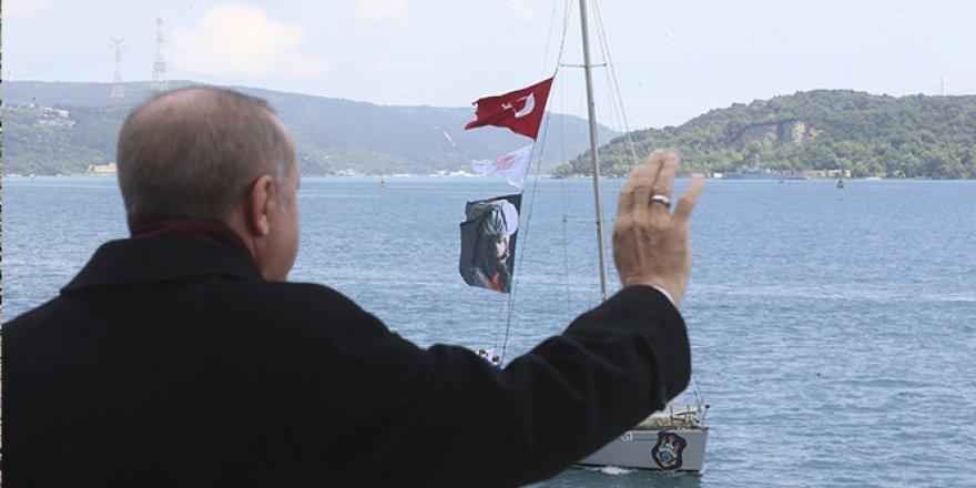 İstanbul'un Fethi'nin 567. Yıla özel coşkulu kutlama