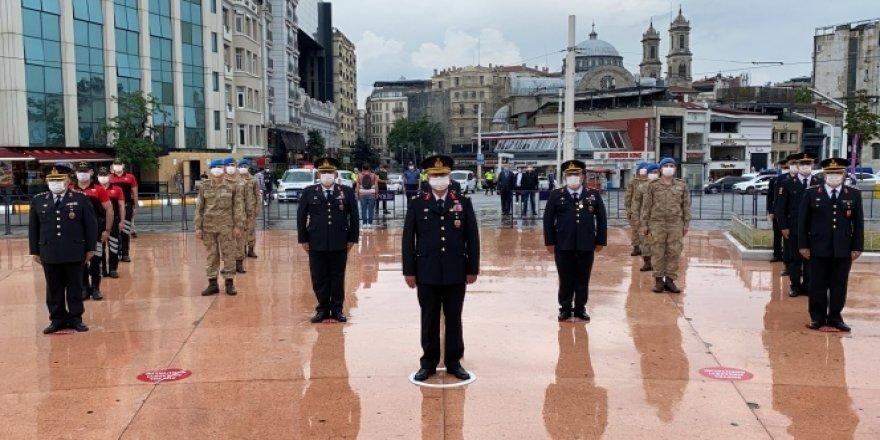 Jandarma'dan 181'inci kuruluş yıl dönümü töreni