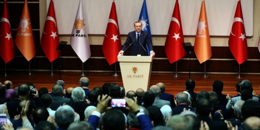 Erdoğan AK Parti'ye döndü