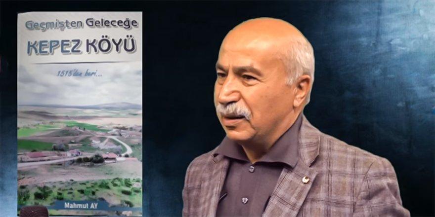 Kepez Köyü'nün tarihçesi kitap oldu