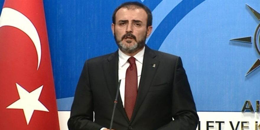 AK Parti Sözcüsü Ünal'dan darbe iddialarına yanıt