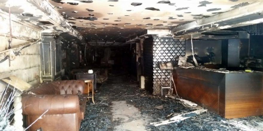 3 kişinin öldüğü otel yangınında dikkat çeken detay
