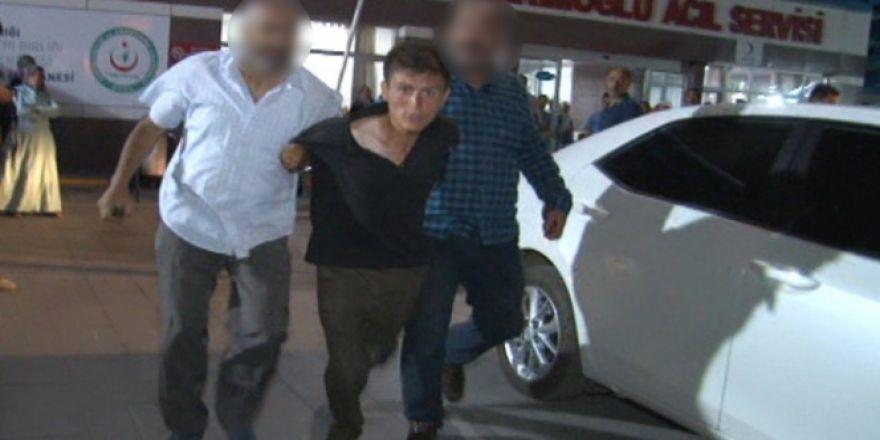 10 günde 13 suça karıştı gezerken yakalandı