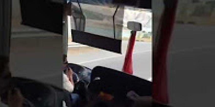 Fıkra - Yolcu otobüsü badem şekeri