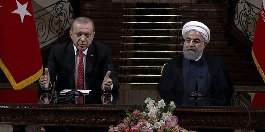 Erdoğan: 'IKBY'nin MOSSAD'la masaya oturarak verdiği karar gayrimeşrudur'