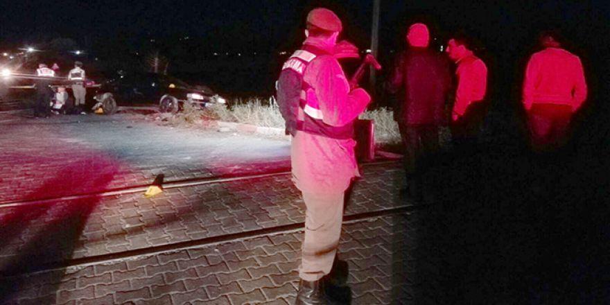 Aydın Germencik'te tren kazası: 3 ölü, 3 yaralı