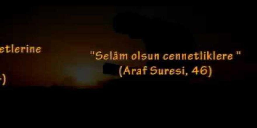 Allah (c.c) kime selam verir