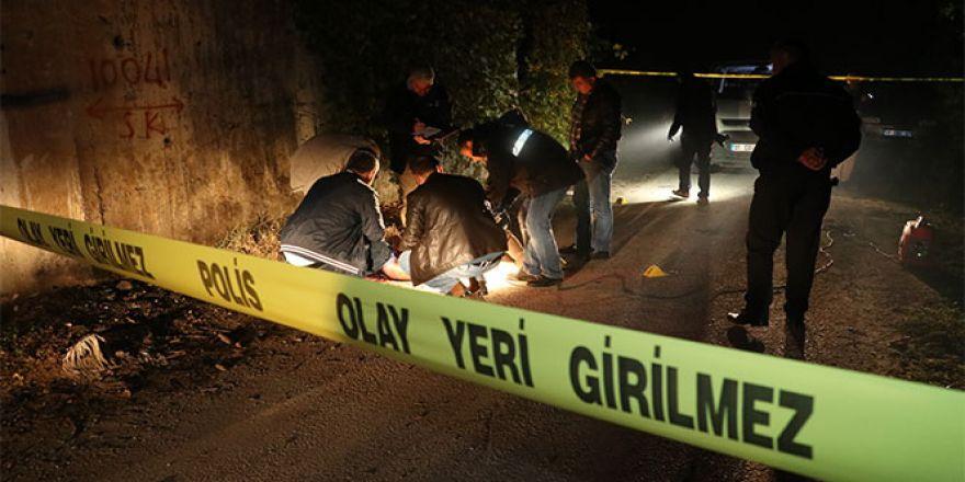 Adana'da sokak ortasında korkunç cinayet