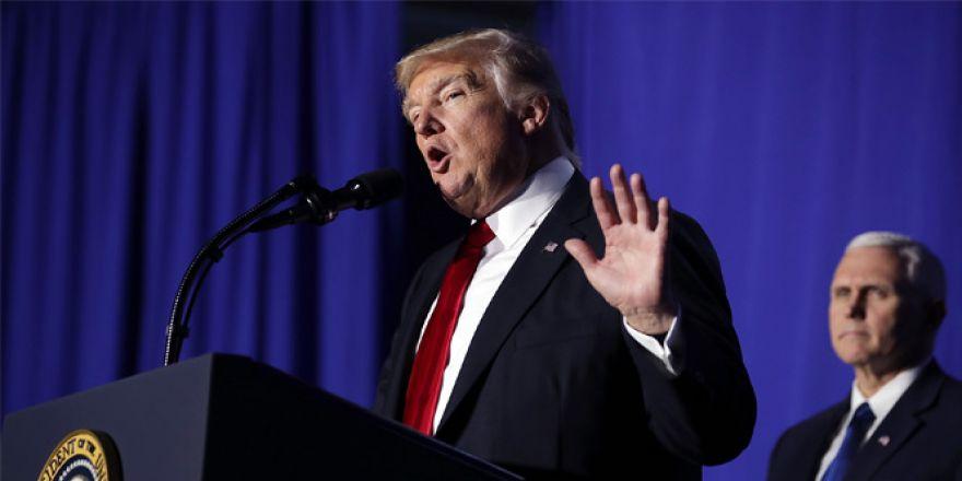 son dakika Trump'tan beklenen Kudüs açıklaması