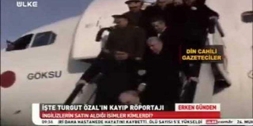 İşte Turgut Özal'ın Kayıp Röportajı