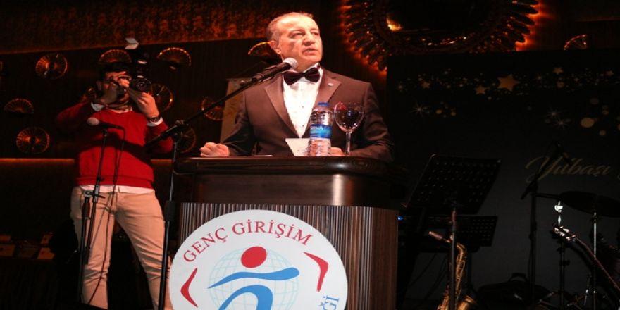 Genç Girişim ve Yönetişim Derneği Başkanı Nezih Allıoğlu'nun Yılbaşı Balosu Açılış Konuşması